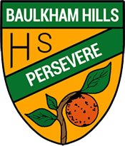 Baulkham Hills High School logo